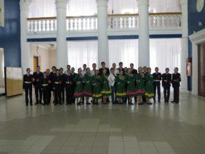 Фестиваль казачьей молодежи «Казачок»