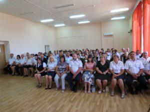 августовская конференция педагогических работников подведомственных департаменту казачьих кадетских образовательных учреждений