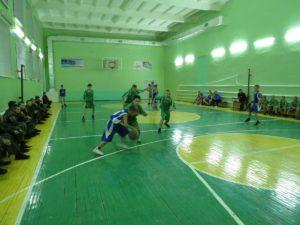 Товарищеские встречи по баскетболу